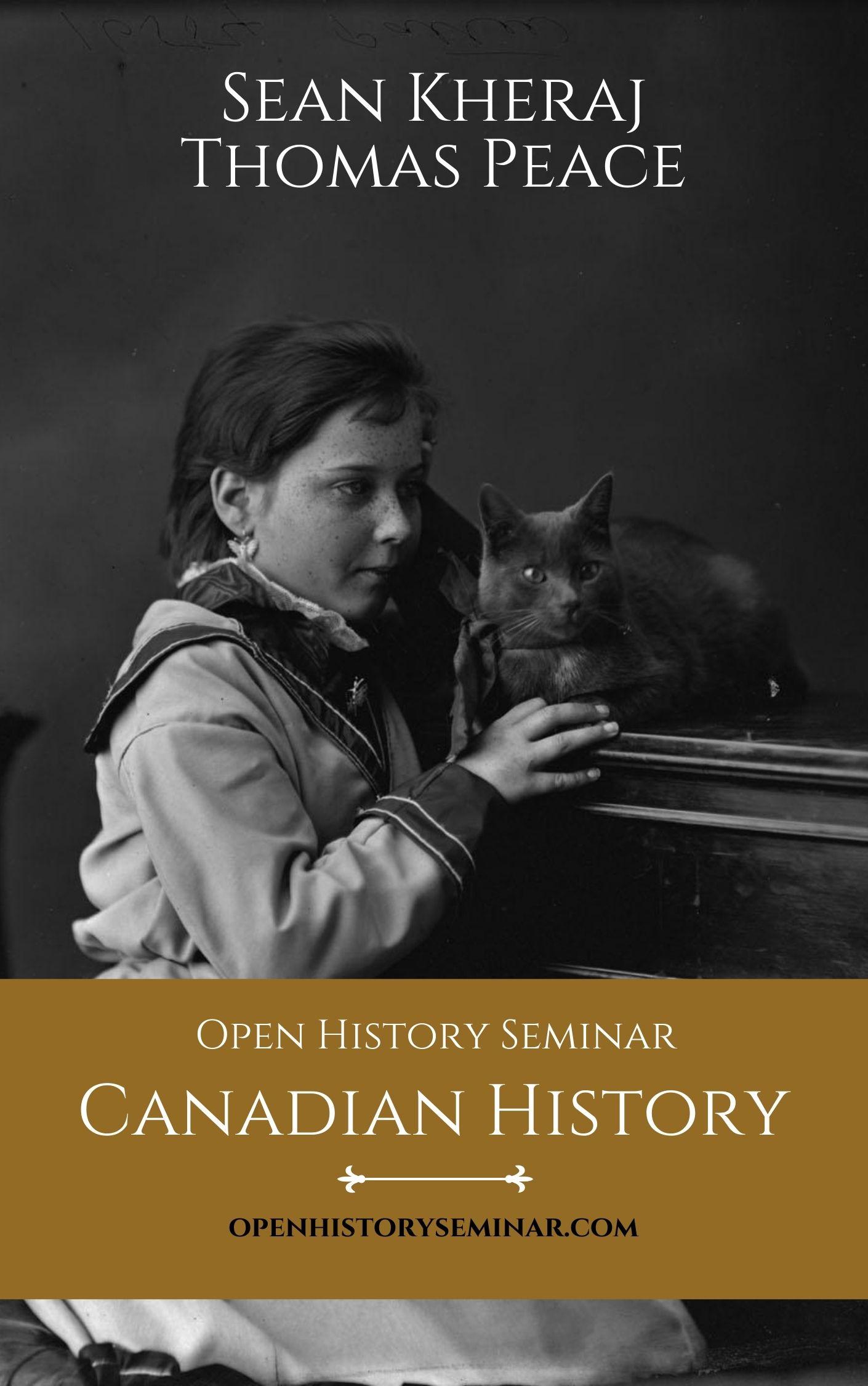 Open History Seminar: Canadian History